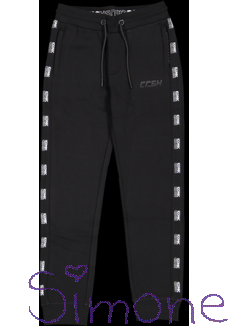Crush Denim sweatpant Boston 12010302 black zomercollectie 2020 kinderboetiek simone