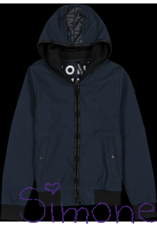 Crush Denim softshell jas Jessy 12010702 navy zomercollectie 2020 kinderboetiek simone