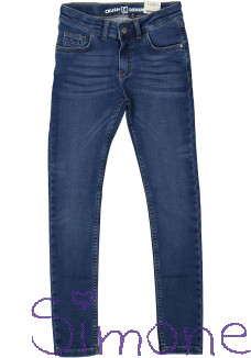 Crush Denim broek Joglia 31920104 dark blue wintercollectie 2019 kinderboetiek simone