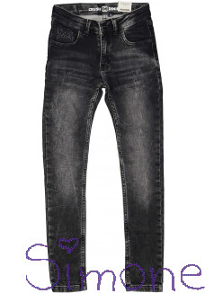 Crush Denim broek Joglia 31920104 black wintercollectie 2019 kinderboetiek simone