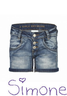 Be a Diva korte broek Coco denim