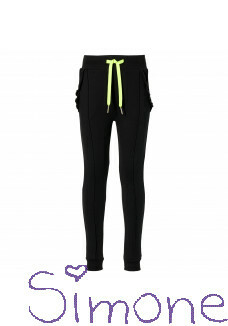 Quapi joggingbroek Djoelle black wintercollectie 2020 kinderboetiek simone