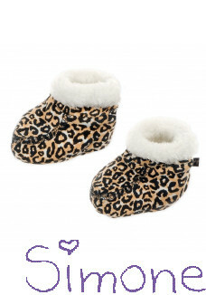 Feetje sloffen 529.00045 camel better together wintercollectie 2020 kinderboetiek simone