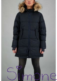 Airforce jas FRG0624-552 Jade dark navy blue wintercollectie 2019 kinderboetiek simone