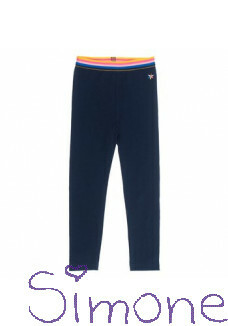 Jubel legging 922.00321 navy wintercollectie 2020 kinderboetiek simone