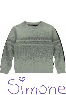 Levv sweater Danilo stone destroyed wintercollectie 2019 kinderboetiek simone