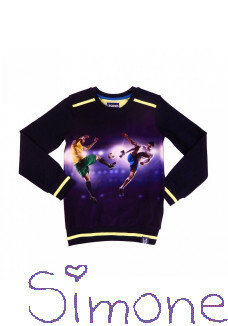 Legends22 sweater LGND-19-228 sweater score multicolor wintercollectie 2019 kinderboetiek simone