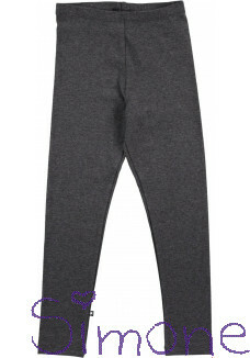 Molo legging Nica 2W17F202 dark grey melange wintercollectie 2017 kinderboetiek simone