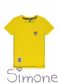Quapi shirt Ad S203 empire yellow