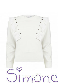 Retour sweater Betty RJG-11-702-1002 off-white zomercollectie 2021 kinderboetiek simone