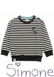 Sturdy sweater 716.00403 black wintercollectie 2020 kinderboetiek simone