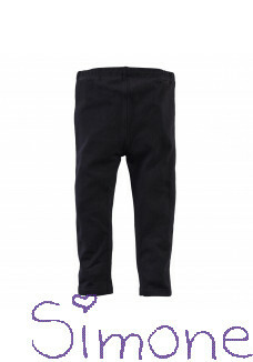 Z8 legging mini limited edition Nigella black wintercollectie 2020 kinderboetiek simone