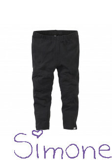 Z8 mini legging Canberra beasty black wintercollectie 2020 kinderboetiek simone