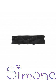 Z8 mini haarband Roma beasty black wintercollectie 2020 kinderboetiek simone