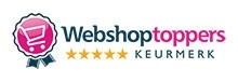 Keurmerk Webshoptoppers